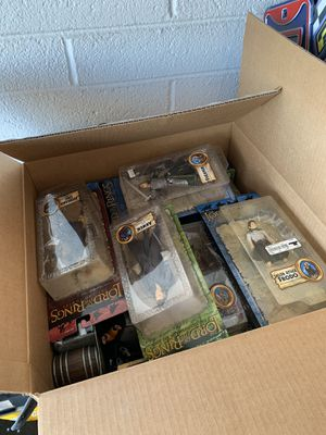 LOTR LOT LORD OF THE RINGS for Sale in Mesa, AZ