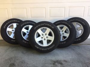 Jeep Wheels and Tires for Sale in La Mesa, CA
