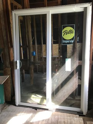 Vinyl sliding glass door (Winters Tx) for Sale in Winters, TX