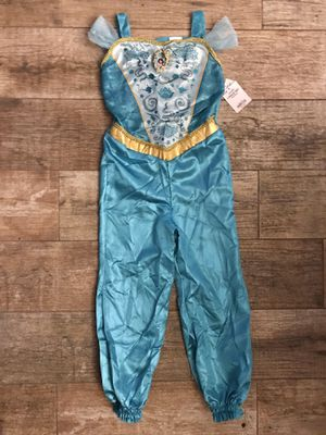 Princess Jasmine Girls Costume - New - Size 4-6 - Disney Princess •If Is Posted Is Available• for Sale in Leesburg, FL