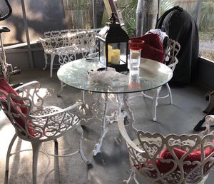 Patio furniture coat iron for Sale in Clearwater, FL