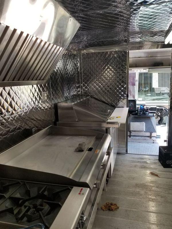 Food truck. Lonch truck Fabricacion Reparacion y venta de partes