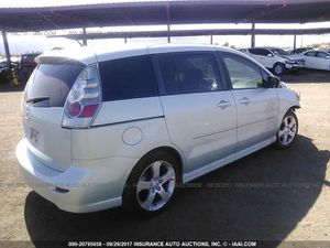 Wrecked 07 Mazda 5 for parts only. for Sale in Phoenix, AZ