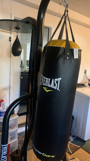 Everlast boxing bag / speed bag for Sale in San Diego, CA