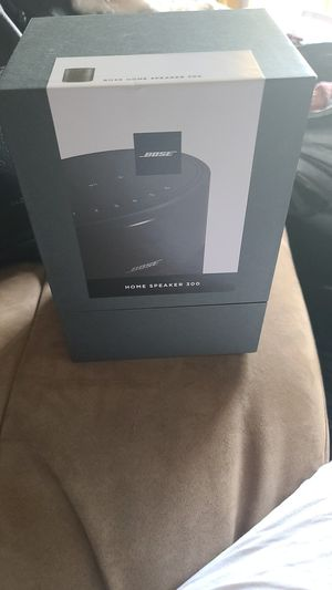 Bose Speaker 300 NEW ! ORIGNAL $199. MY PR. $100 today only by 5pm. for Sale in Spring Hill, FL