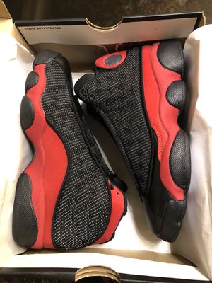 Air Jordan 13 Bred GS size 3.5(very rare size) for Sale in Los Angeles, CA