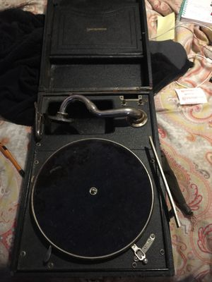 Antique record player for Sale in Birmingham, AL