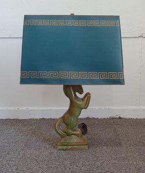 Vintage Horse Lamp for Sale in Burlington, NC