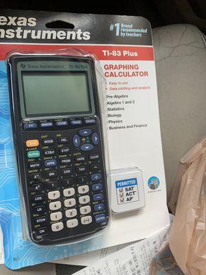 TI 83 plus for Sale in Nashville, TN