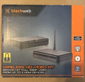 WIRELESS HD HDMI TRANSMITTER VIDEO KIT for Sale in O'Fallon, IL