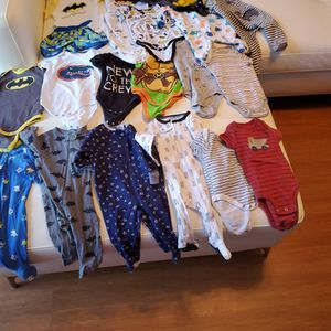 0-3 Months Baby Clothes for Sale in Brandon, FL