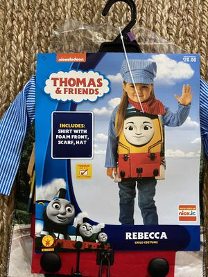 New Thomas the train 2-3T toddler Halloween costume for Sale in Phoenix, AZ