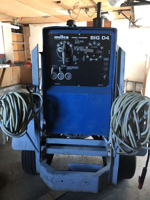 MILLER BIG D40 for Sale in Elmira, NY