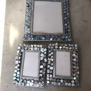 Picture Frames $30 0bo for Sale in Riverbank, CA