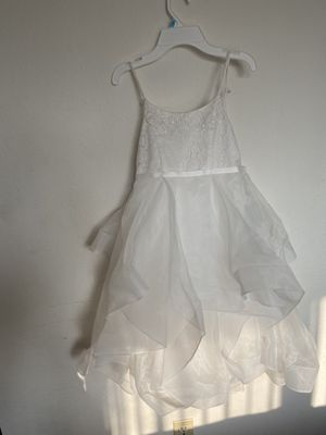 Davids bridal flower girl dress for Sale in San Diego, CA