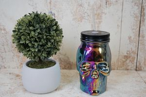 Personalized Glass Skull Mugs for Sale in Humble, TX