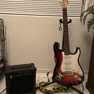Electric Guitar Kit for Sale in North Las Vegas, NV