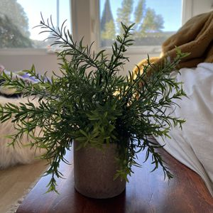 little fake table plant for Sale in Laguna Beach, CA