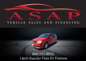 2013 Dodge Grand Caravan Passenger for Sale in Fontana, CA