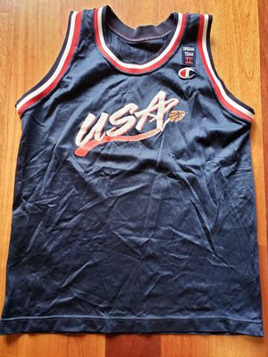 Champion USA NBA basketball Jersey size XL for Sale in Gresham, OR