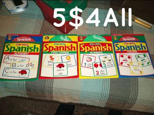 Learning Spanish for Sale in Bakersfield, CA