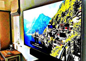 FREE Smart TV - LG for Sale in Halliday, ND