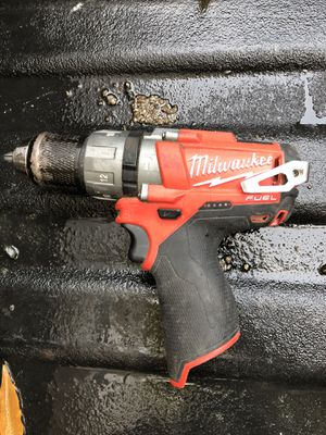 Milwaukee M12 Fuel Hammer Drill 2404-20 for Sale in Danville, CA