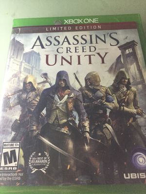 Assassins creed unity for Sale in North Tustin, CA