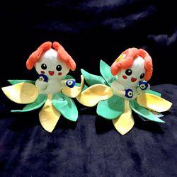 Pokémon bellossom plush (15$ each)—6in (Only 2 Left !) for Sale in Montebello,  CA