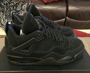 Nike Air Jordan 4 Retro Black Cat Size 9 for Sale in Beverly Hills, CA