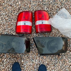 2004 Ford F-150 Headlights And Tail Lights for Sale in Florence, AZ