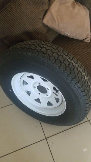 Trailer tire ST 205 75 R15 for Sale in Phoenix, AZ