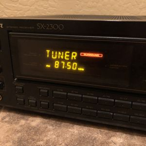 Pioneer Home Stereo Receiver for Sale in Mesa, AZ