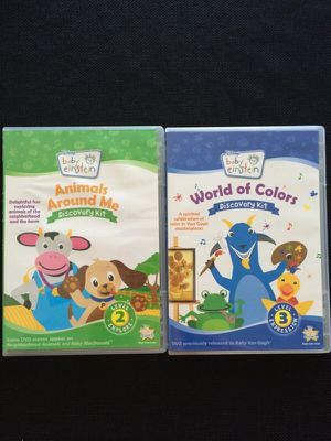 Baby Einstein DVDs for Sale in US
