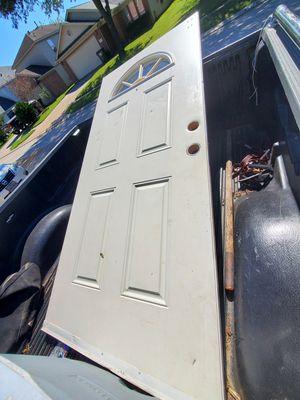 White door for Sale in Houston, TX