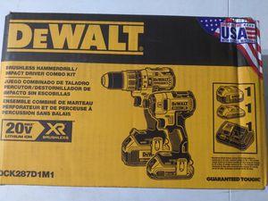 Dewalt Drill Combo for Sale in Miami, FL