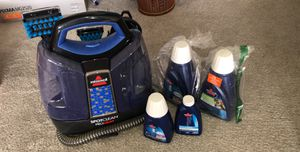Bissell SpotClean proheat for Sale in Alexandria, VA