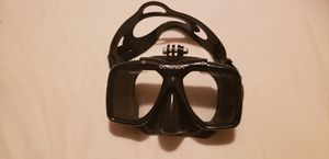 Octomask scuba driving snorkeling gopro mask for Sale in Vancouver, WA