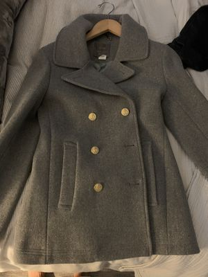 Jcrew peacoat in perfect condition. for Sale in Dana Point, CA