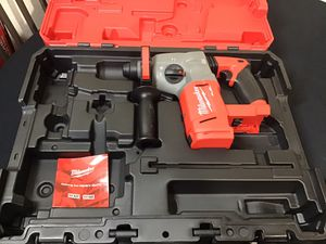 M18 FUEL 18-Volt Lithium-Ion Brushless Cordless 1 in. SDS-Plus Rotary Hammer (Tool-Only for Sale in Anaheim, CA