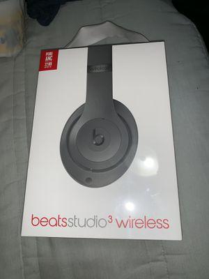 Beats Studio 3 Wireless for Sale in Elgin, IL