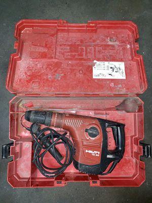 Hilti TE 50 Hammer Drill 120V - 60 Hz for Sale in Los Angeles, CA