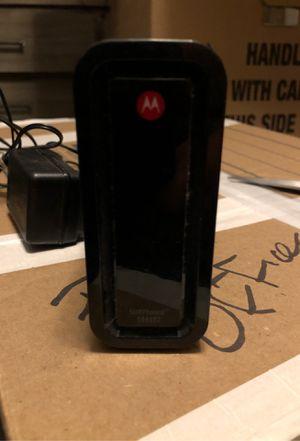 Motorola Internet Modem for Sale in Las Vegas, NV