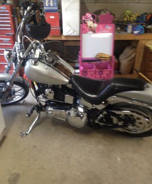 Harley Softtail custom for Sale in Apollo, PA