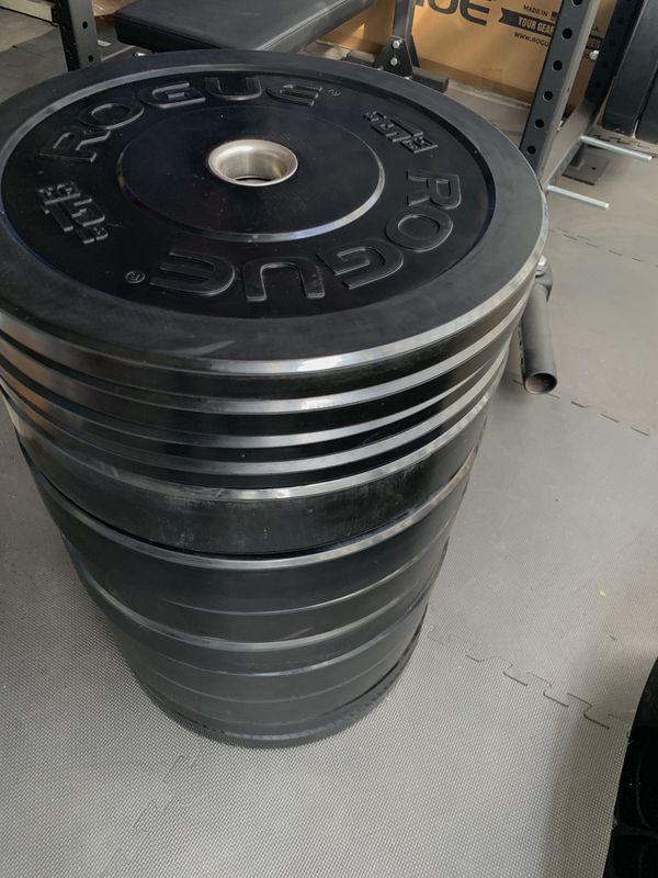 Rogue Fitness HG 2.0 350LB Set