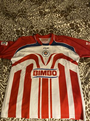 Chivas jersey with bofo name and number size is xl in good condition for Sale in Perris, CA