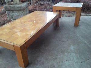 Coffee table & End table set for Sale in Hemet, CA
