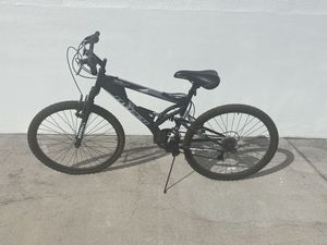 "21 speed. Hyper 26"" Havoc Men's Mountain Bike, Black bicycle for Sale in St. Petersburg, FL"