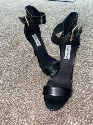 Steve Madden Black Heels for Sale in Baton Rouge, LA