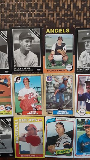 Collectible Baseball cards. Best offer !!! for Sale in New York, NY